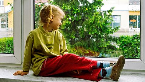 Was unternehmen, wenn es regnet? (Bild: thinkstockphotos.de)