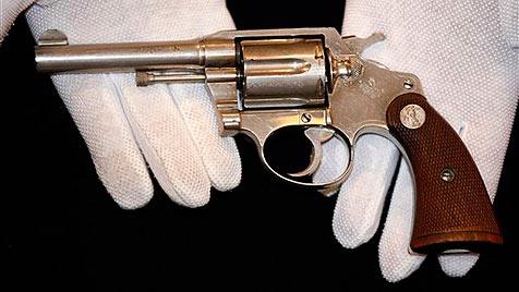 Colt von Al Capone bringt bei Auktion satte 75.000 Euro