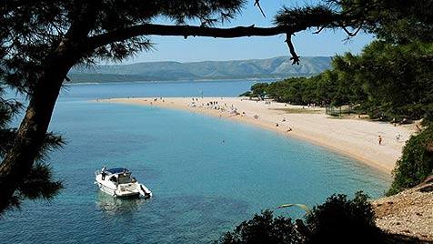 Kroatiens Süden verzaubert mit seiner Inselwelt (Bild: AP)