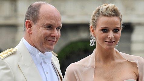 Monaco-Hochzeit: Staat feierte 100 Jahre Monarchie (Bild: EPA)