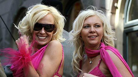 Russland ehrt Blondinen mit eigenem Museum (Bild: EPA)