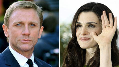Daniel Craig und Rachel Weisz gaben sich das Jawort (Bild: EPA/Deme;Horcajuelo)