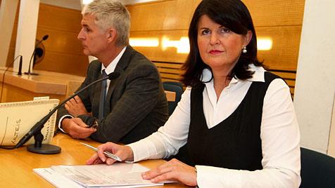 Zivilprozess gegen LH Gabi Burgstaller ist beendet (Bild: APA/Neumayr/MMV)