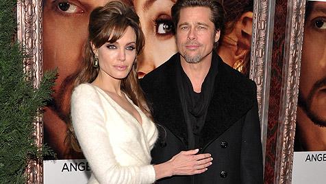 Diese Stars haben sich gerade verlobt! Gerüchte um Jolie (Bild: AP)