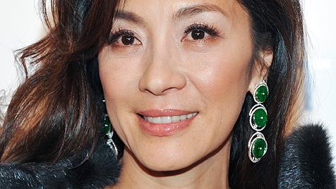 Michelle Yeoh an Einreise nach Burma gehindert (Bild: AP)