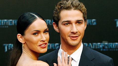 Shia LaBeouf hatte Affäre mit Ex-Kollegin Megan Fox