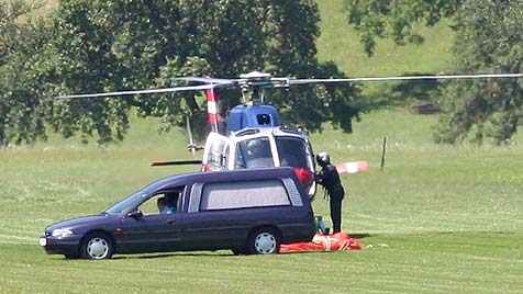 48-jähriger Pilot mit Segelflieger in den Tod gestürzt (Bild: www.salzi.at)