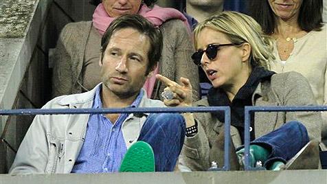 David Duchovny und Tea Leoni wieder getrennt (Bild: AP)