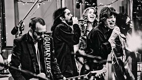 Jagger gründet mit Joss Stone & Dave Stewart neue Band (Bild: Universal Music/Colin Stark)