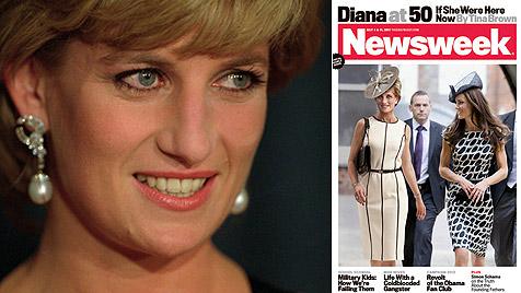 Magazin lässt Diana zum 50. Geburtstag auferstehen (Bild: AP)