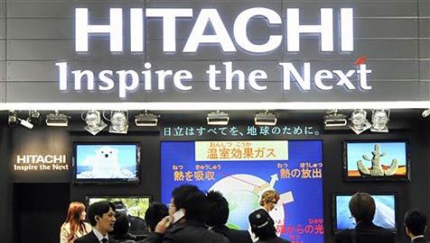 Hitachi erwägt LCD-Kooperation mit Toshiba und Sony (Bild: AP)