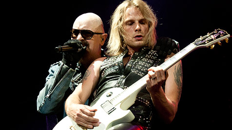 Metal-Götter Judas Priest feierten Abschied in Wien (Bild: Andreas Graf)
