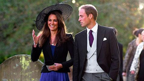 William und Kate starten zu erster Auslandsreise (Bild: EPA)