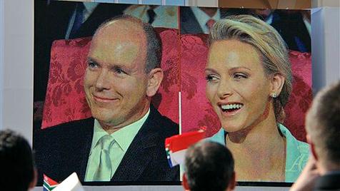 """""""Oui!"""" Fürst Albert und Charlene haben endlich geheiratet"""