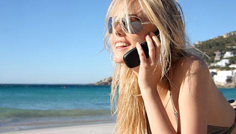 Vorsicht beim Telefonieren in Nicht-EU-Ländern (Bild: thinkstockphotos.de)