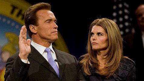 Maria Shriver hat die Scheidung von Arnie eingereicht (Bild: EPA)