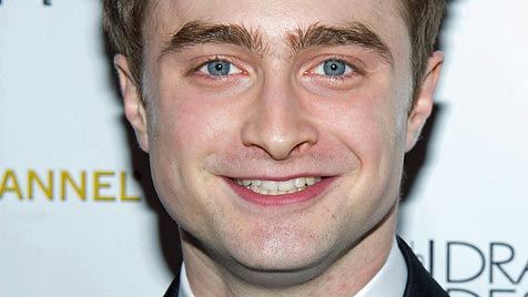 """Harry Potter""-Star Daniel Radcliffe war alkoholabhängig (Bild: AP)"