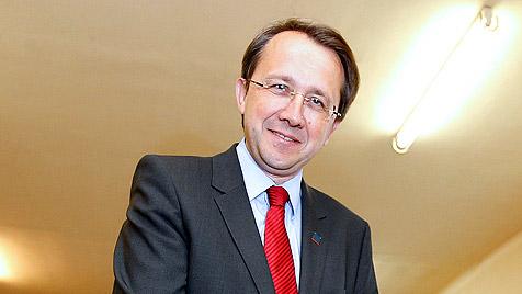 SPÖ bleibt in St. Pölten weiter klare Nummer eins (Bild: APA/Georg Hochmuth)