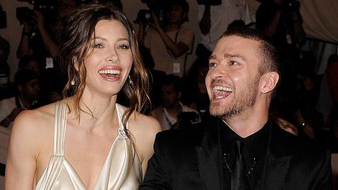 Biel und Timberlake probieren es noch mal miteinander (Bild: EPA)