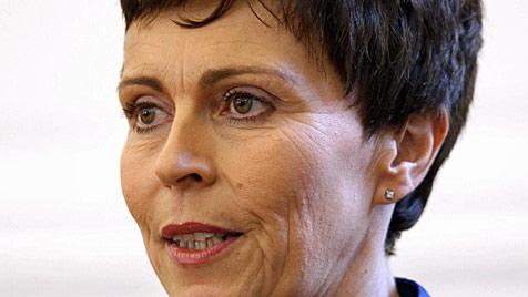 Cornelia Schmidjell als SP-Landesrätin angelobt (Bild: APA/FRANZ NEUMAYR/LPB)