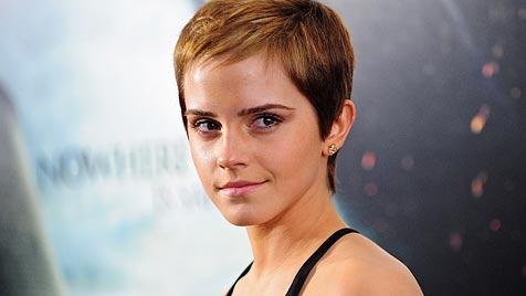 Emma Watson hasst Hollywoods Schönheitswahn (Bild: EPA)