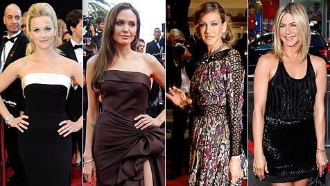 Jolie und Parker sind die am besten bezahlten Aktricen (Bild: EPA)