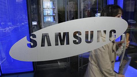 Schwaches TV-Geschäft setzt Samsung zu (Bild: AP)