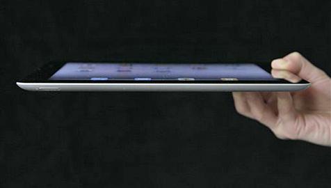Apple stellt iPad 3 angeblich in erster Märzwoche vor (Bild: AP)