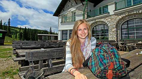 Auf Sommerfrische in den Wiener Hausbergen (Bild: Reinhard Holl)