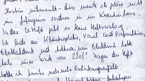 """Bordellchef schreibt aus dem Häfn: """"Ich leide an Platzangst"""" (Bild: Krone)"""