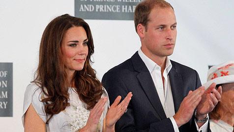 Zauberhafte Kate bei Poloturnier und BAFTA-Gala (Bild: EPA)