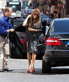 Penelope Cruz steht in Rom für Allen-Film vor Kamera (Bild: AP)