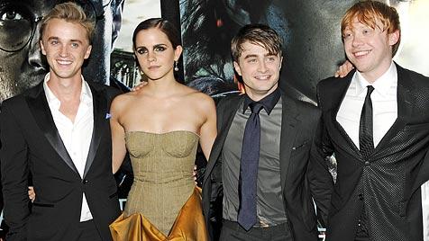 """Emma Watson: """"Mich kann nichts mehr schocken"""" (Bild: AP)"""