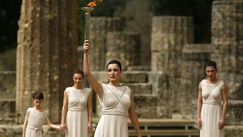 Forscher-These: Tsunami zerstörte das antike Olympia (Bild: AP)