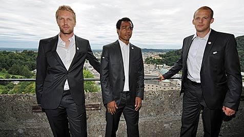 Salzburg dank Kader-Auffrischung Titelkandidat Nr. 1 (Bild: APA/BARBARA GINDL)