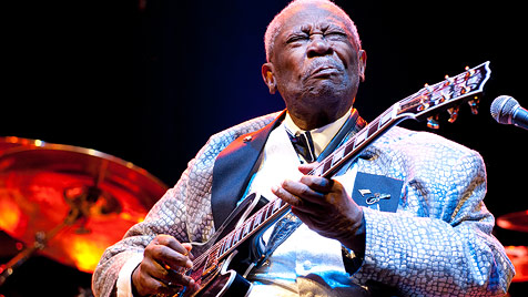 Blues-Legende B. B. King gab Audienz im Konzerthaus (Bild: Andreas Graf)