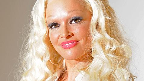Katzenberger:  Das TV-Blondchen ist bereits Millionärin (Bild: EPA)