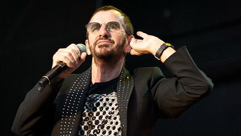 Ex-Beatle Ringo Starr begeisterte in der Arena in Wien (Bild: Andreas Graf)
