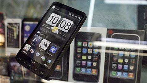 Google stärkt HTC mit Patenten den Rücken gegen Apple (Bild: AP)