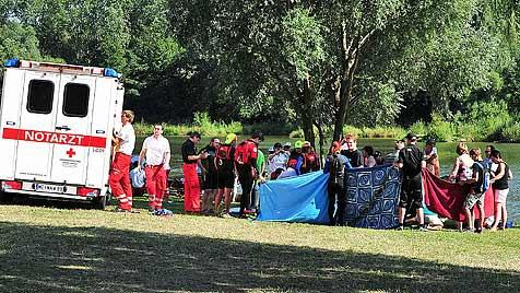 NÖ: Jet-Ski rast bei EM ins Publikum - 9 Menschen verletzt (Bild: APA/WWW.FOTOPLUTSCH.AT)