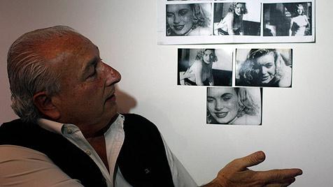 Angeblicher Porno mit Marilyn Monroe wird versteigert (Bild: AP)