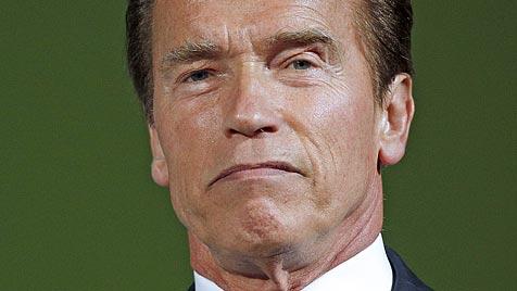 Arnie kehrt erst 2013 auf große Leinwand zurück (Bild: APA/Georg Hochmuth)