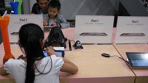 In China werden komplette Apple Stores gefälscht (Bild: BirdAbroad)