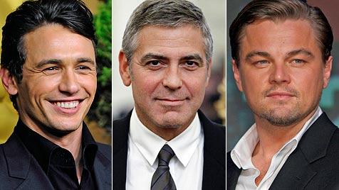 Zu haben! Das sind Hollywoods Single-Schnittchen (Bild: EPA AP)
