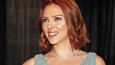 """Johansson: """"Heirat war meine beste Entscheidung"""" (Bild: AP)"""