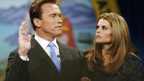 Schwarzenegger will Shriver keinen Unterhalt zahlen (Bild: AP)