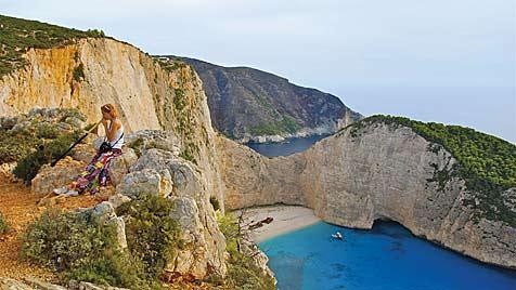 Zakynthos: So lieben wir Griechenland! (Bild: www.sommerakademie.at)