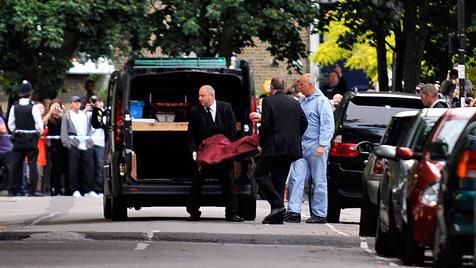 Amy Winehouse tot in ihrer Wohnung aufgefunden (Bild: EPA)
