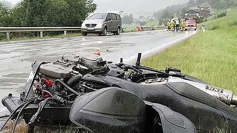 Drei Deutsche bei Unfällen in Salzburg tödlich verunglückt (Bild: APA/WWW.AKTIVNEWS.AT)