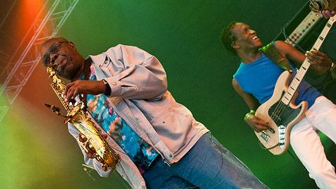 Gänsehaut und Groove beim Nova Jazz & Blues (Bild: Andreas Graf)